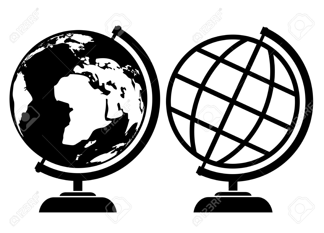 globe icons royalty free cliparts vectors and stock illustration rh 123rf com globe icon vector png global icon vector