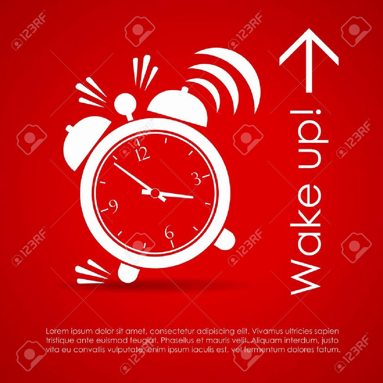 Wake up poster - 21936824