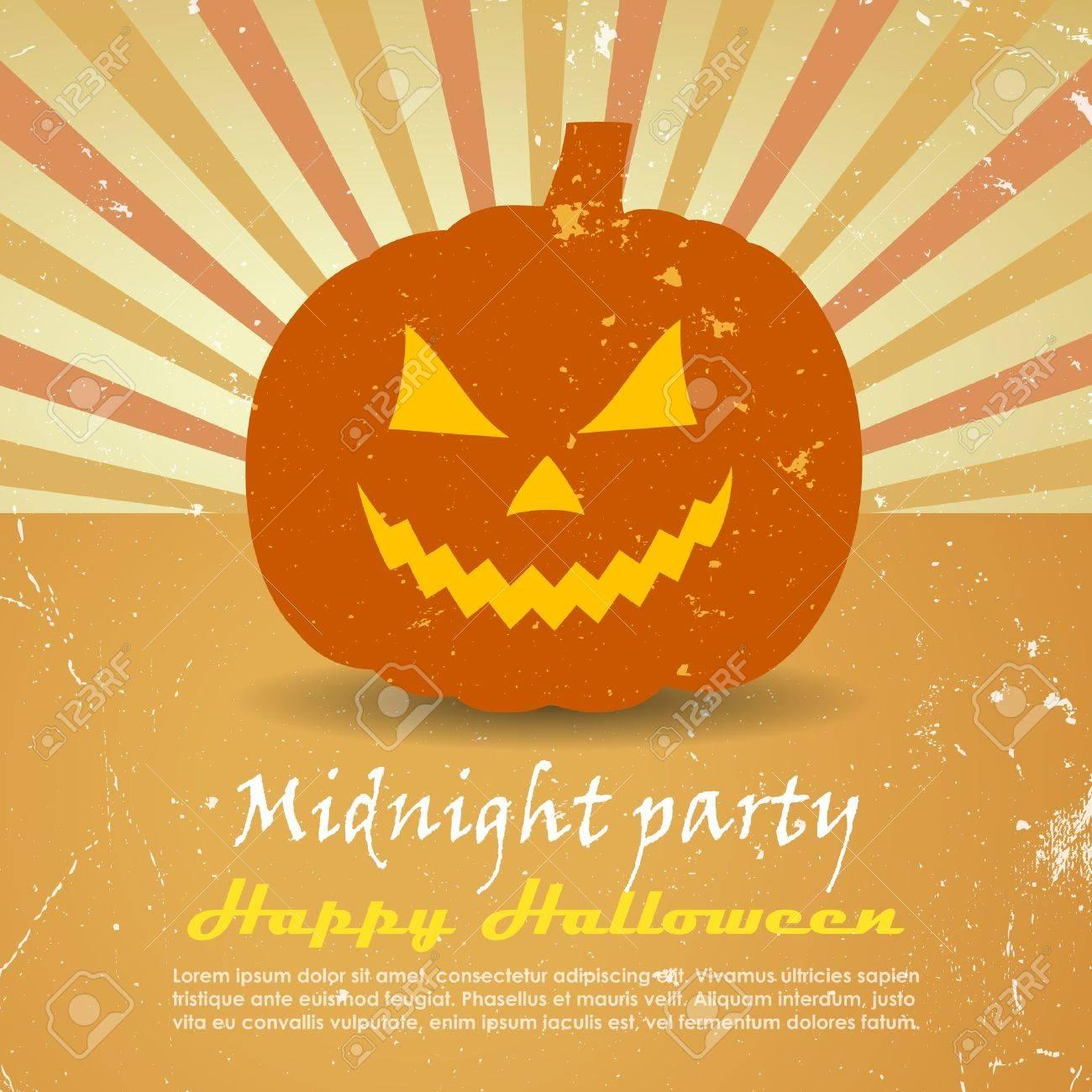 Halloween poster Stock Vector - 22071829