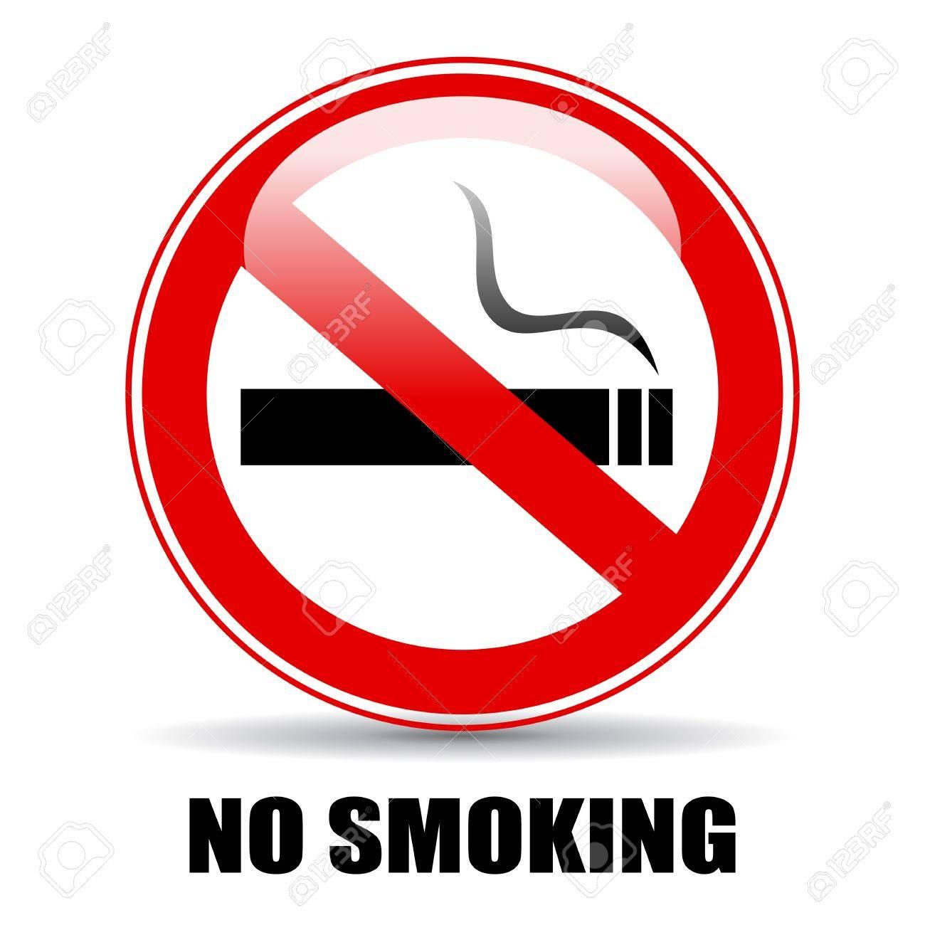 No smoking illustration Stock Vector - 22071920