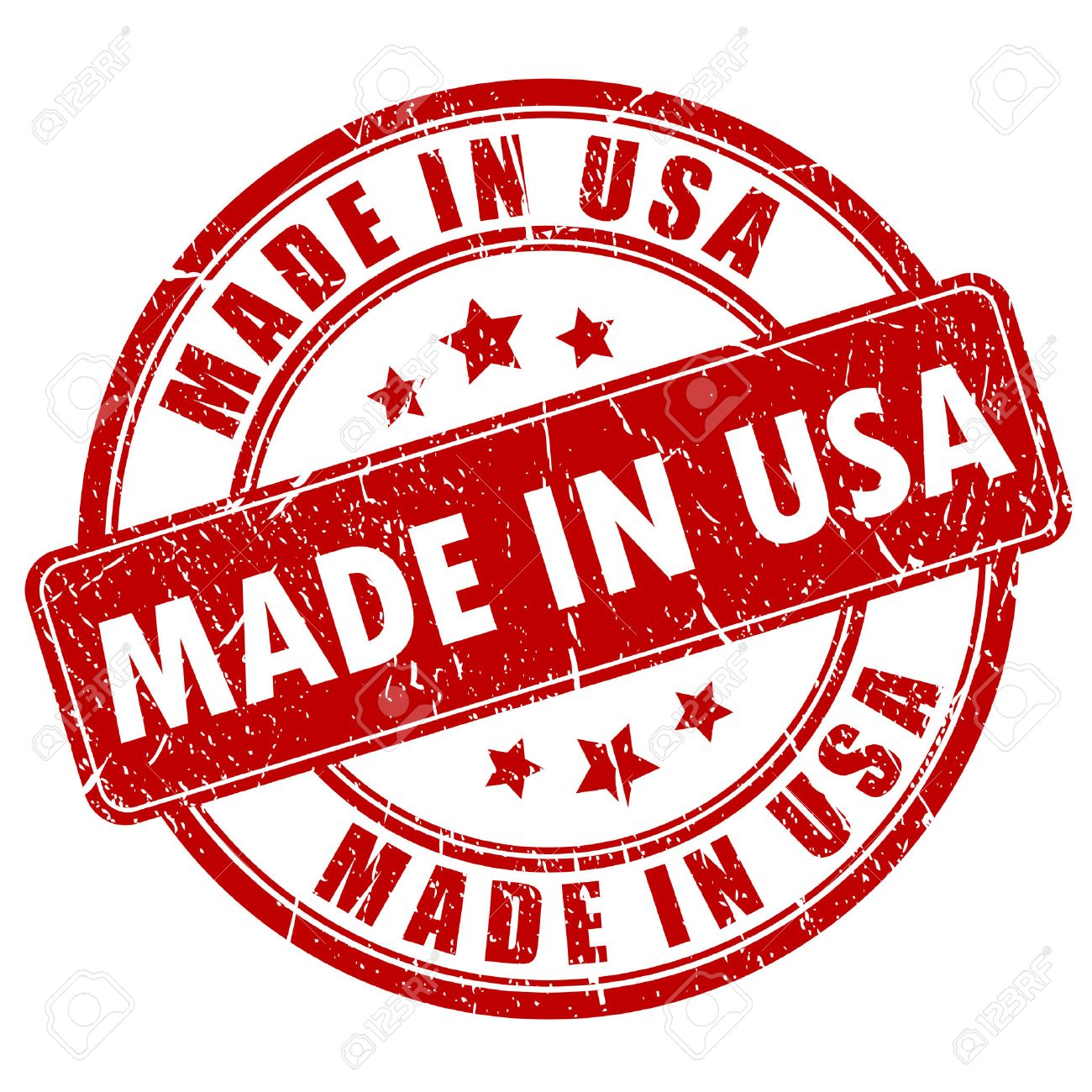 Made in USA stamp - 24019404