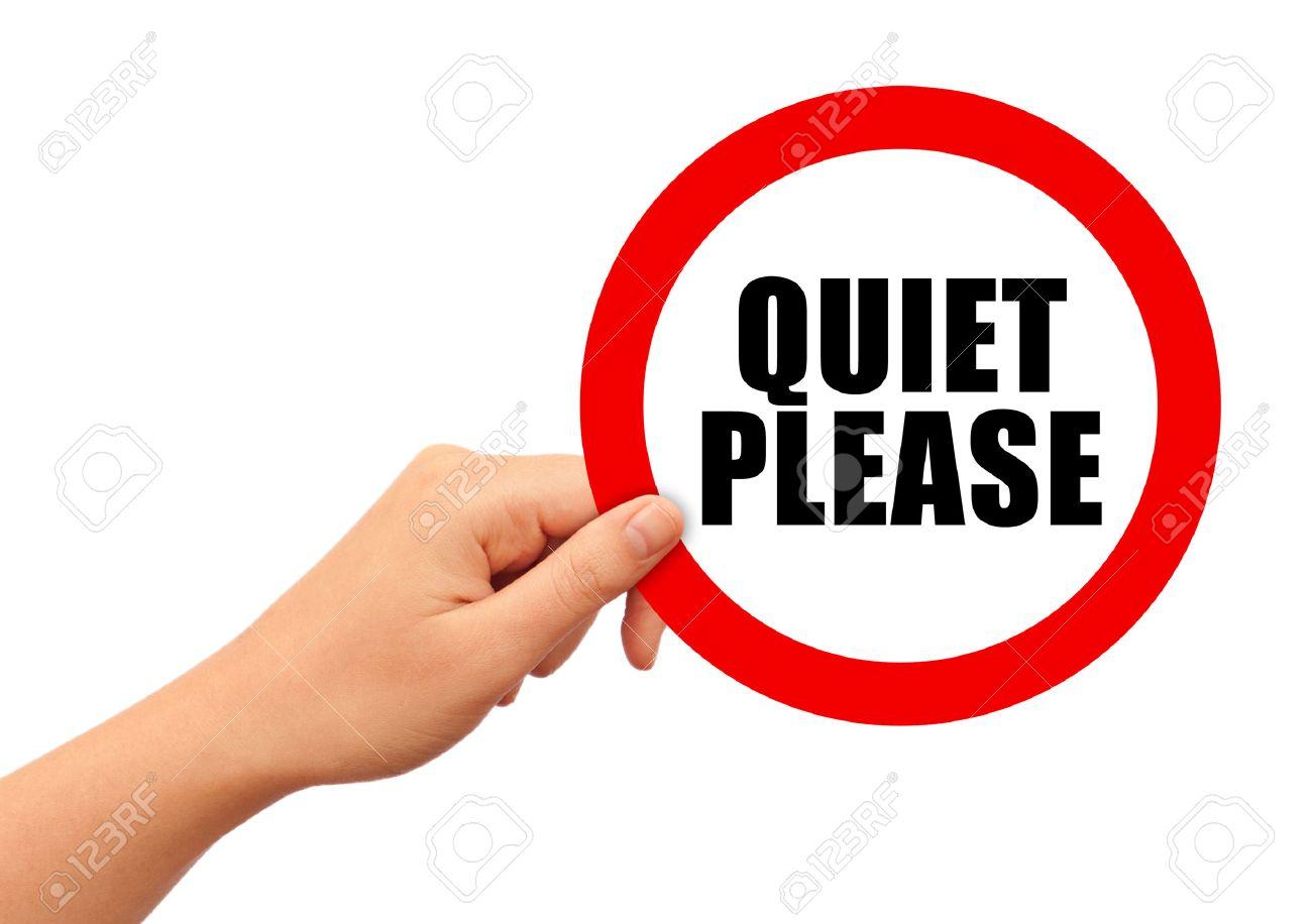 Quiet images stock pictures royalty free quiet photos and stock quiet please sign buycottarizona
