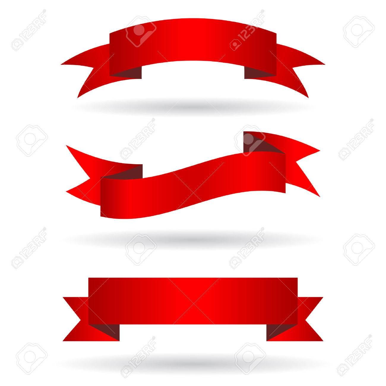Très Ruban Bannières Clip Art Libres De Droits , Vecteurs Et  FQ23