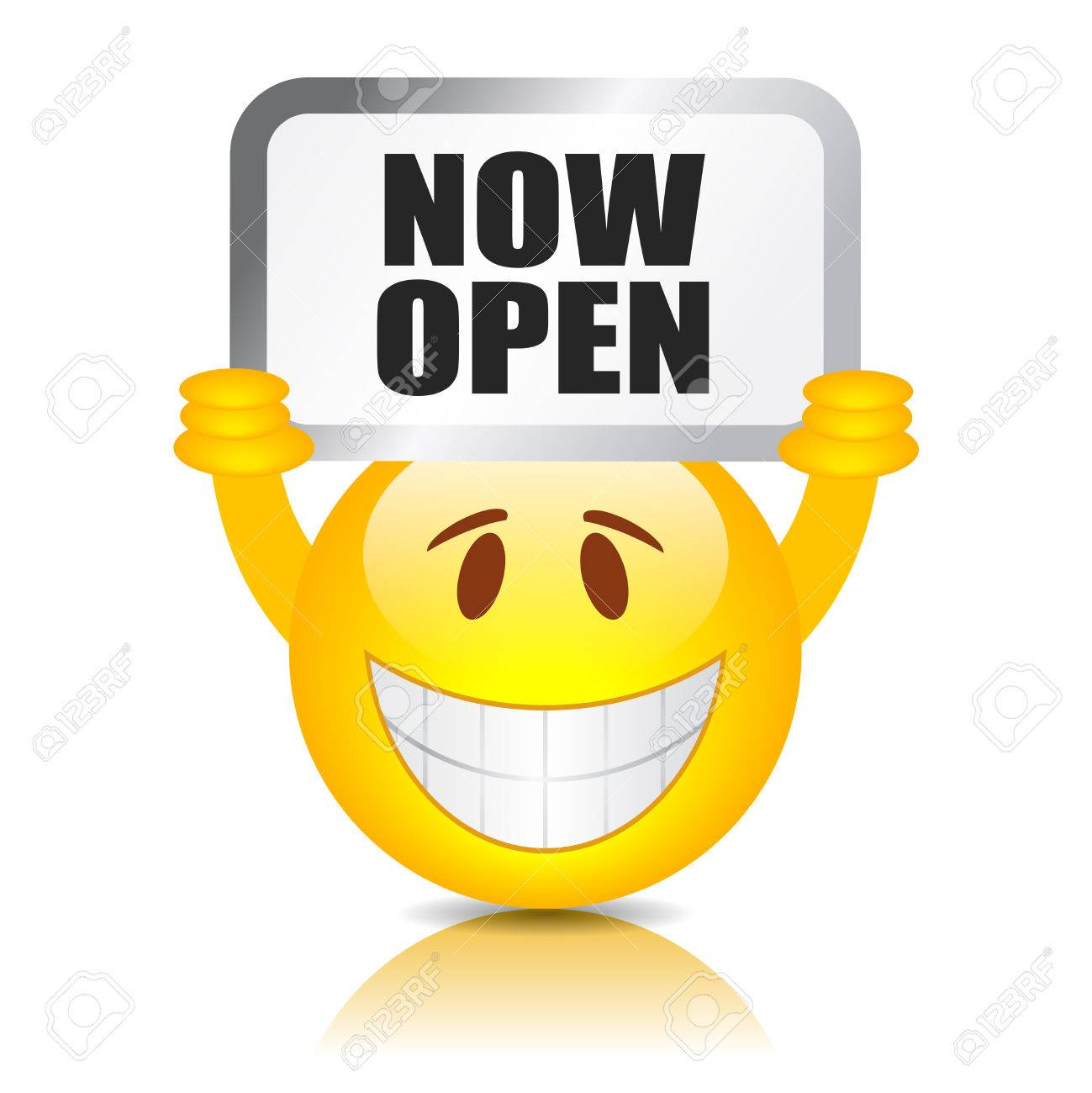 Now Open Sign Royalty Free Cliparts, Vectors, And Stock ...