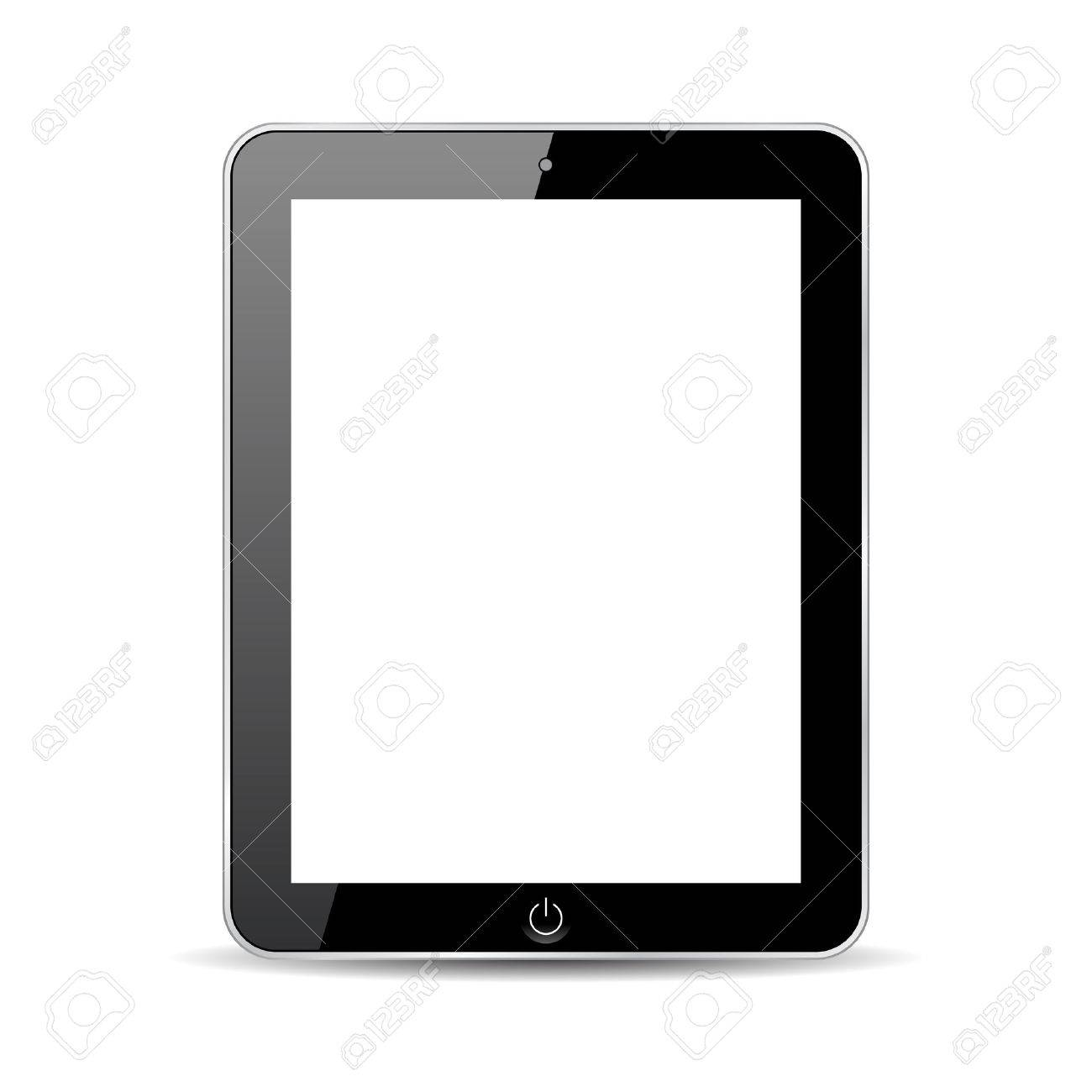 Tablet pad, abstract model - 38615226