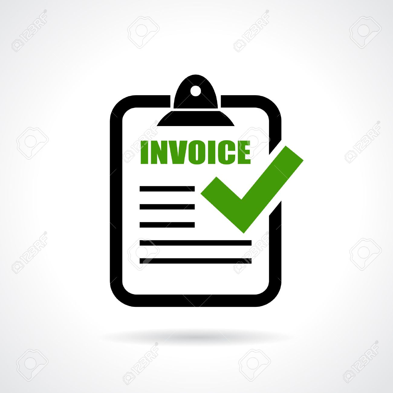 Sale Invoices Invoice Images  Stock Pictures Royalty Free Invoice Photos And  Sample Of Acknowledge Receipt with Free Printable Cash Receipt Template Pdf Invoice Invoice Icon Illustration What Is A Gross Receipt Word