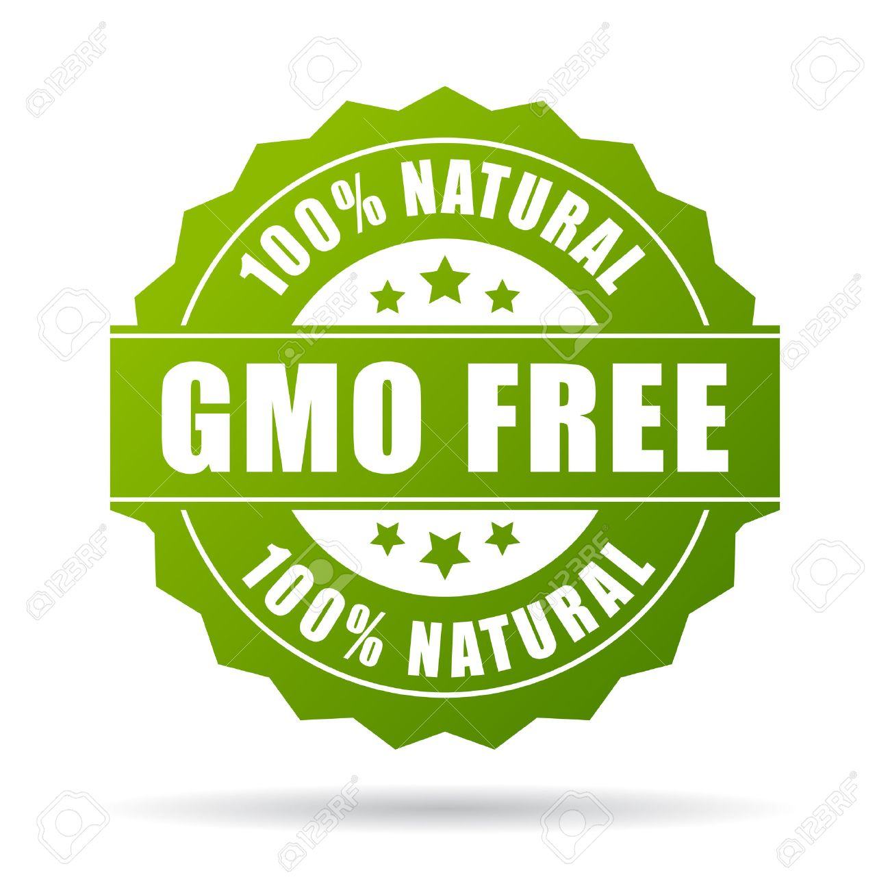 4001 gmo stock vector illustration and royalty free gmo clipart gmo free natural product icon buycottarizona Images