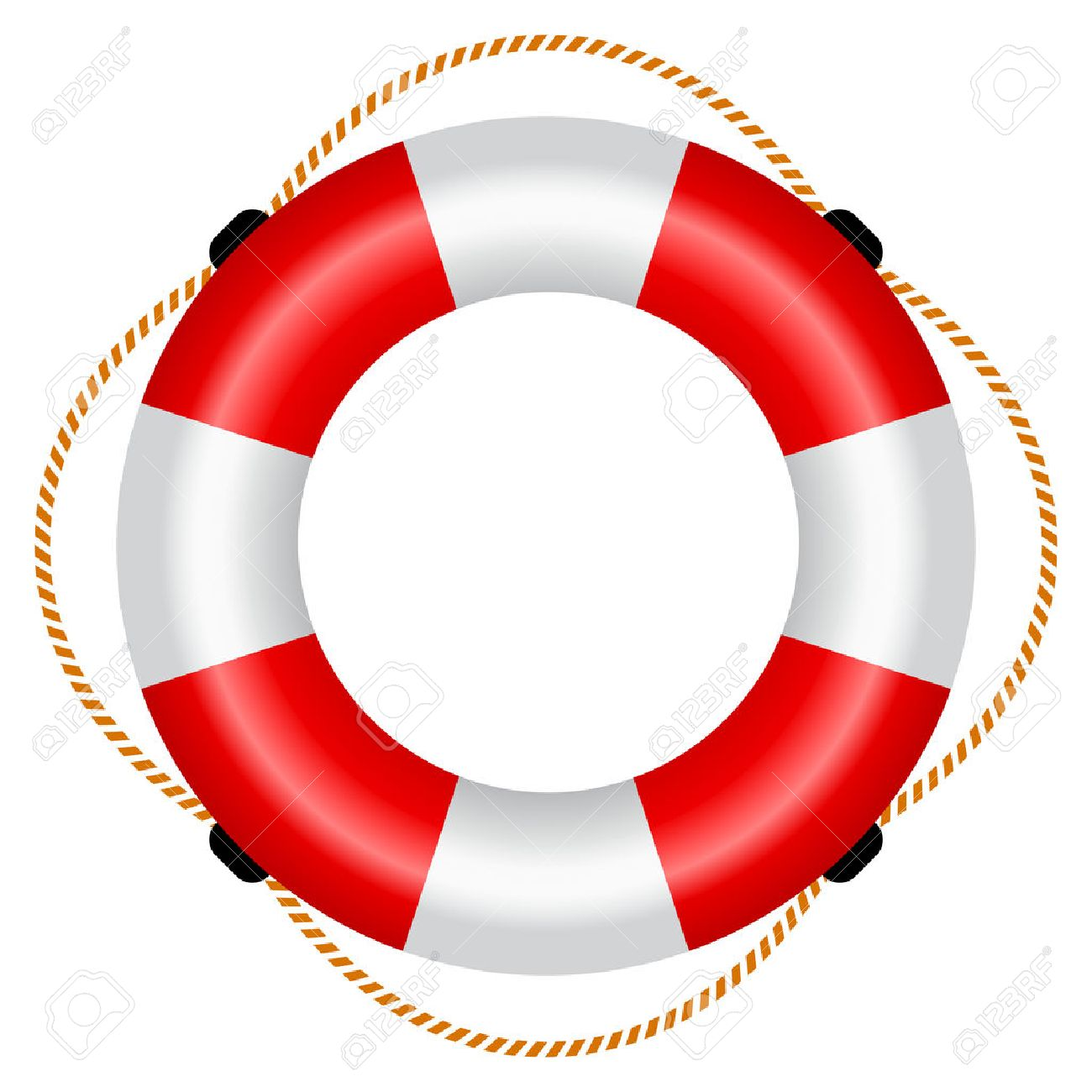 4 164 life preserver stock vector illustration and royalty free life rh 123rf com Life Preserver Icon life preserver clipart black and white