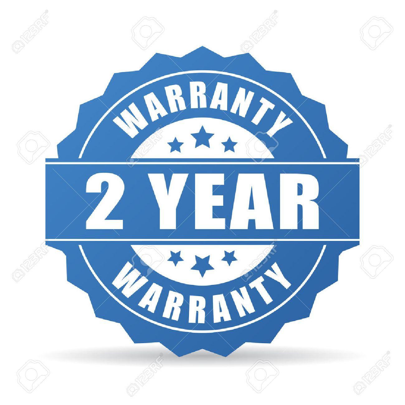 2 years warranty icon - 53956385
