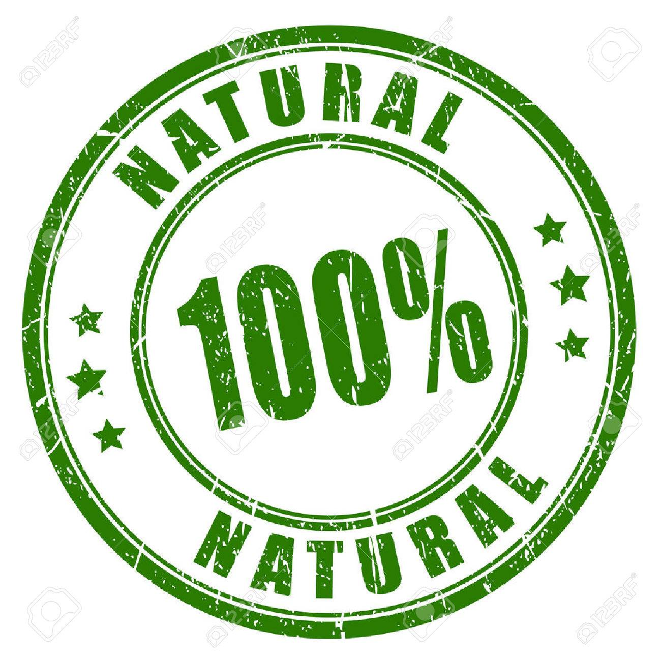 100 natural rubber stamp - 56948726