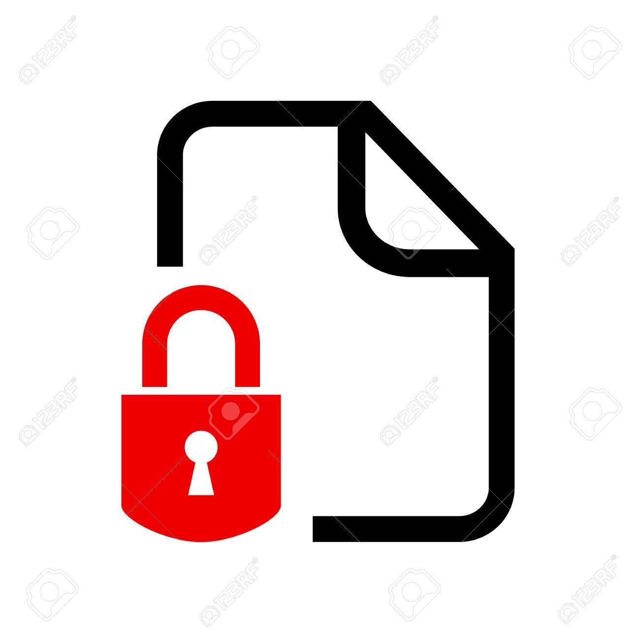 Secret locked document - 57105153