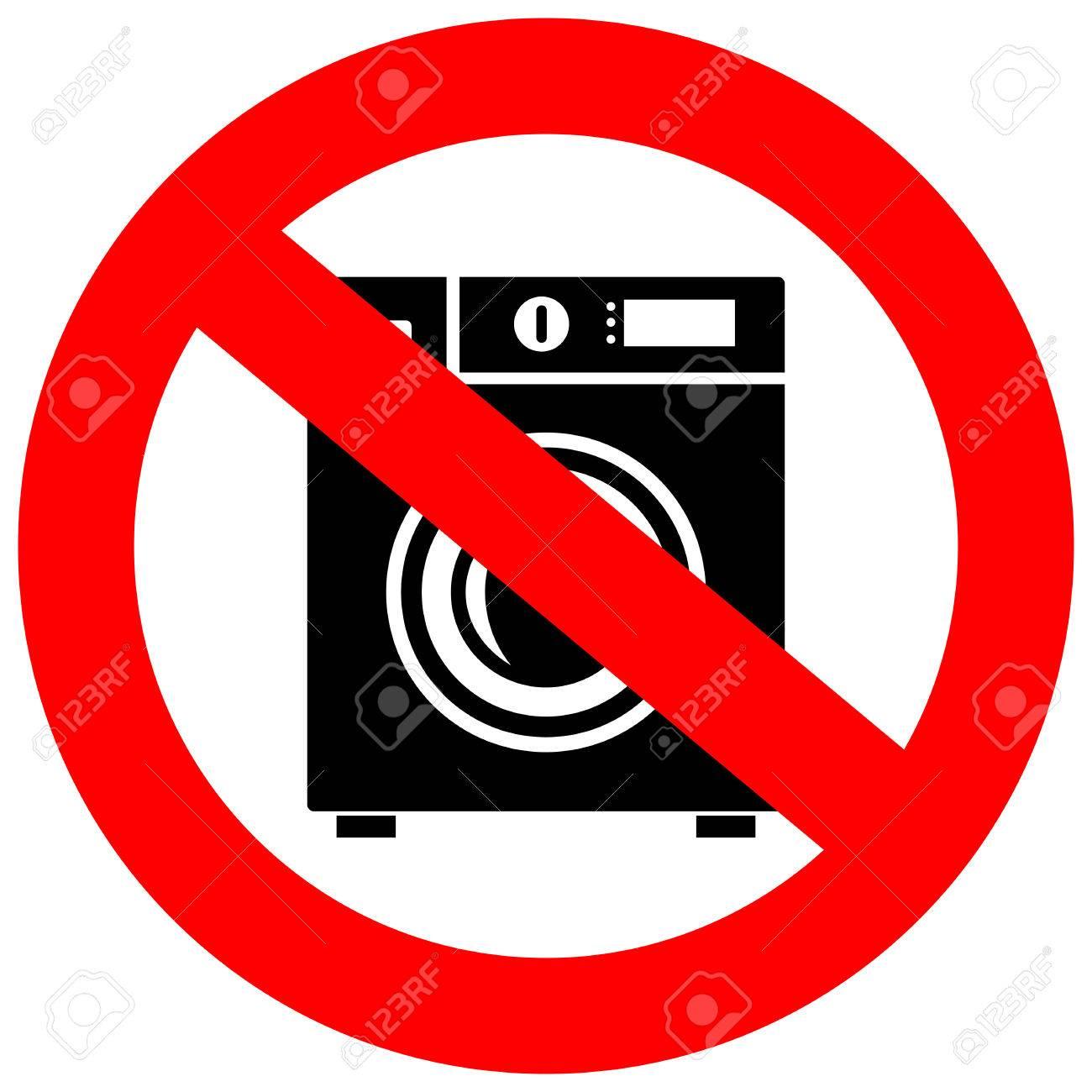 No machine wash sign royalty free cliparts vectors and stock no machine wash sign stock vector 60391431 biocorpaavc