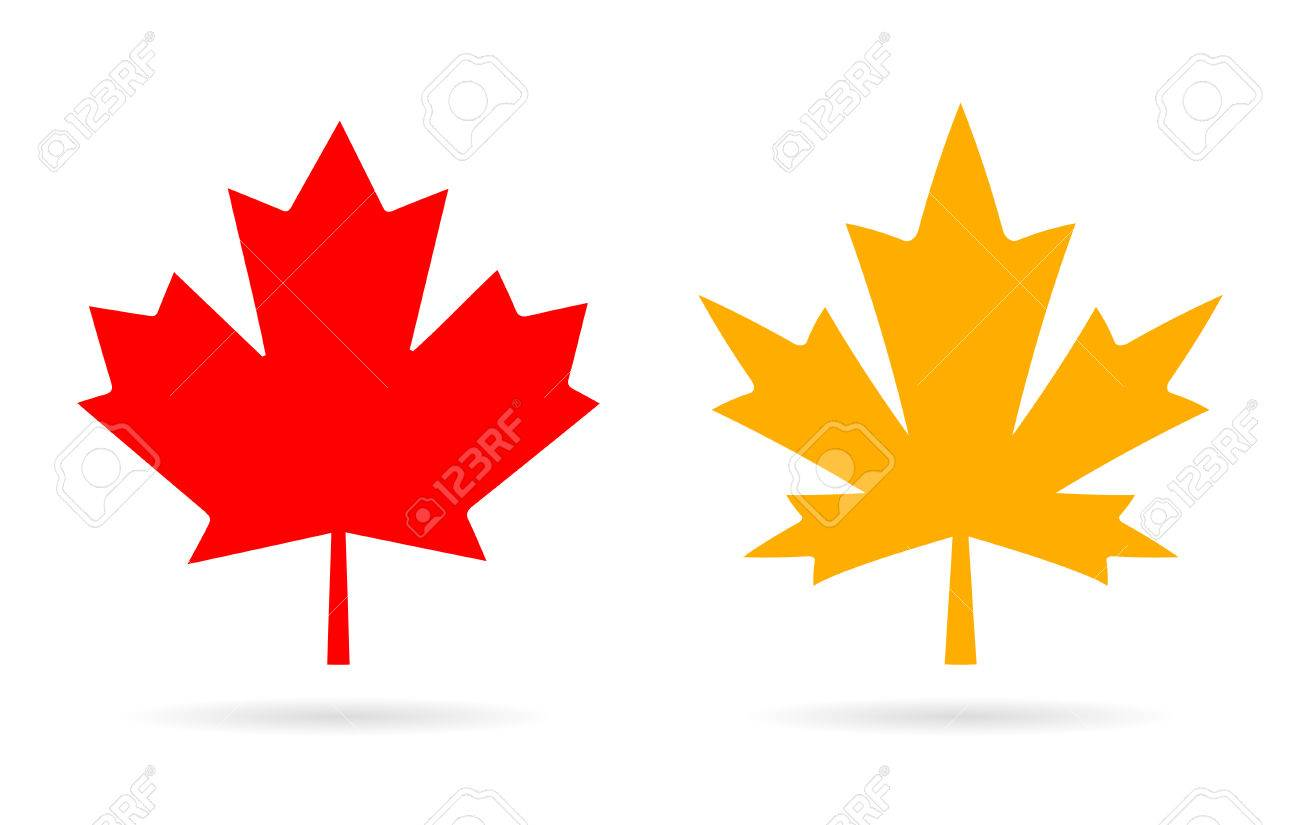 maple leaf vector icon royalty free cliparts vectors and stock rh 123rf com maple leaf vector logo maple leaf vector logo