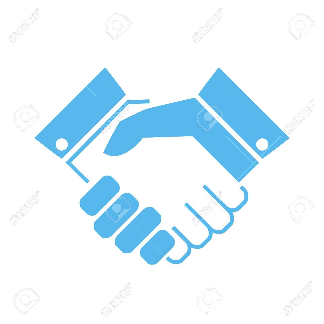 Handshake vector icon - 67623661