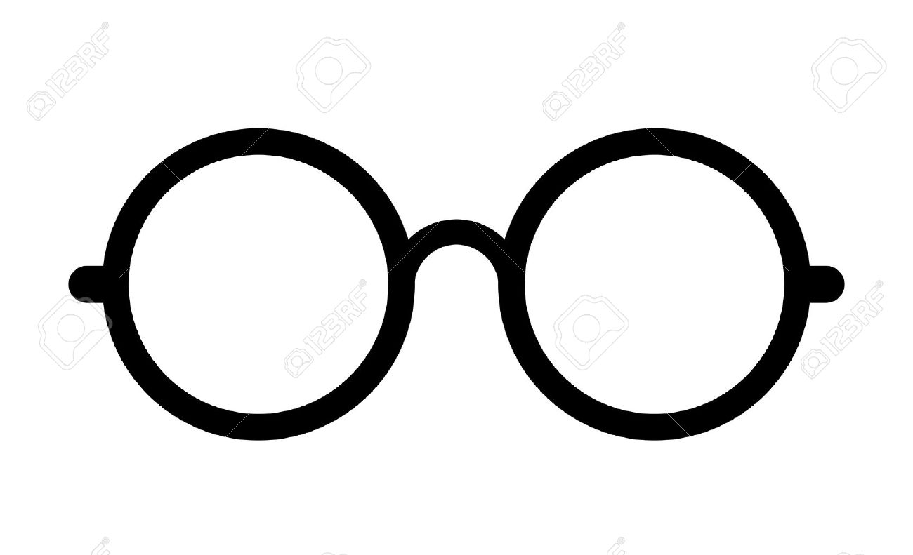 Retro eye glasses vector icon - 69326305
