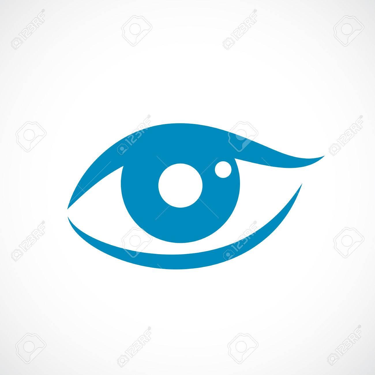 human eye vector icon royalty free cliparts vectors and stock rh 123rf com vector eye care vector eye care calgary