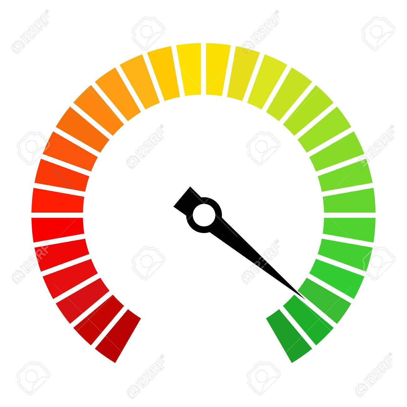 speedometer dial vector icon royalty free cliparts vectors and rh 123rf com speedometer vector png speedometer vector free