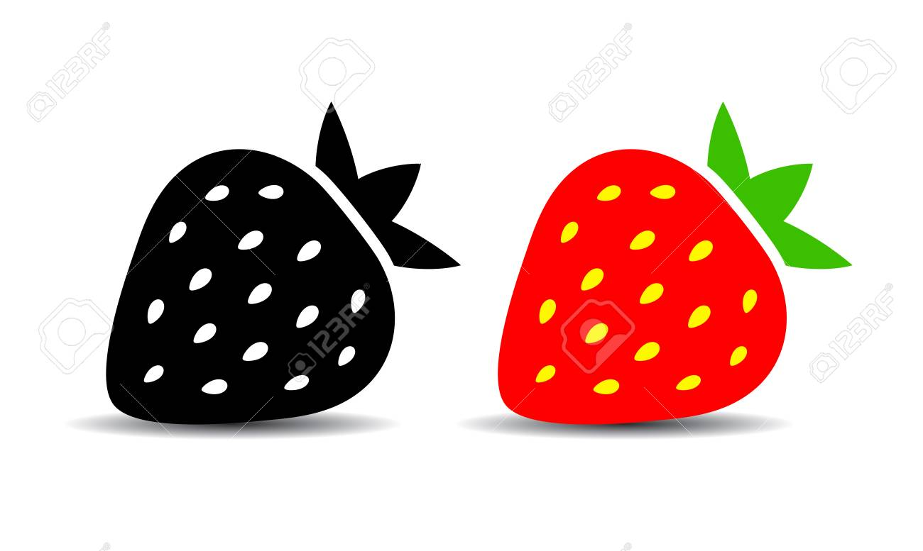 strawberry vector illustration royalty free cliparts vectors and rh 123rf com strawberry vector free download strawberry vector freepik