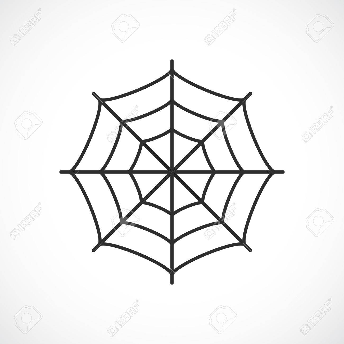 spider web vector pictogram royalty free cliparts vectors and rh 123rf com spider web vector free spider web vector free download