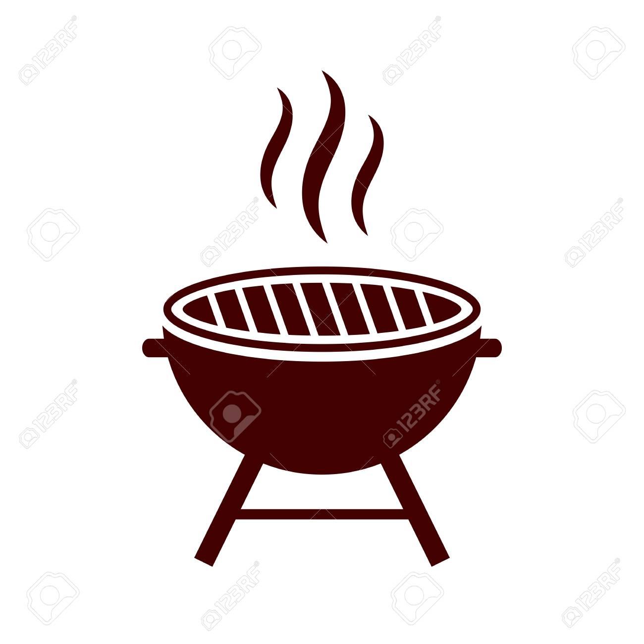 Barbecue Grill Vector