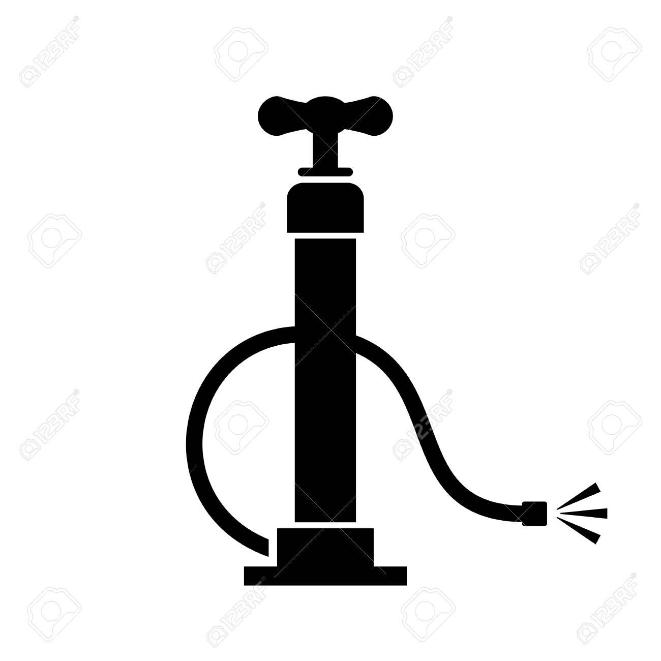 Air pump vector icon - 113030877