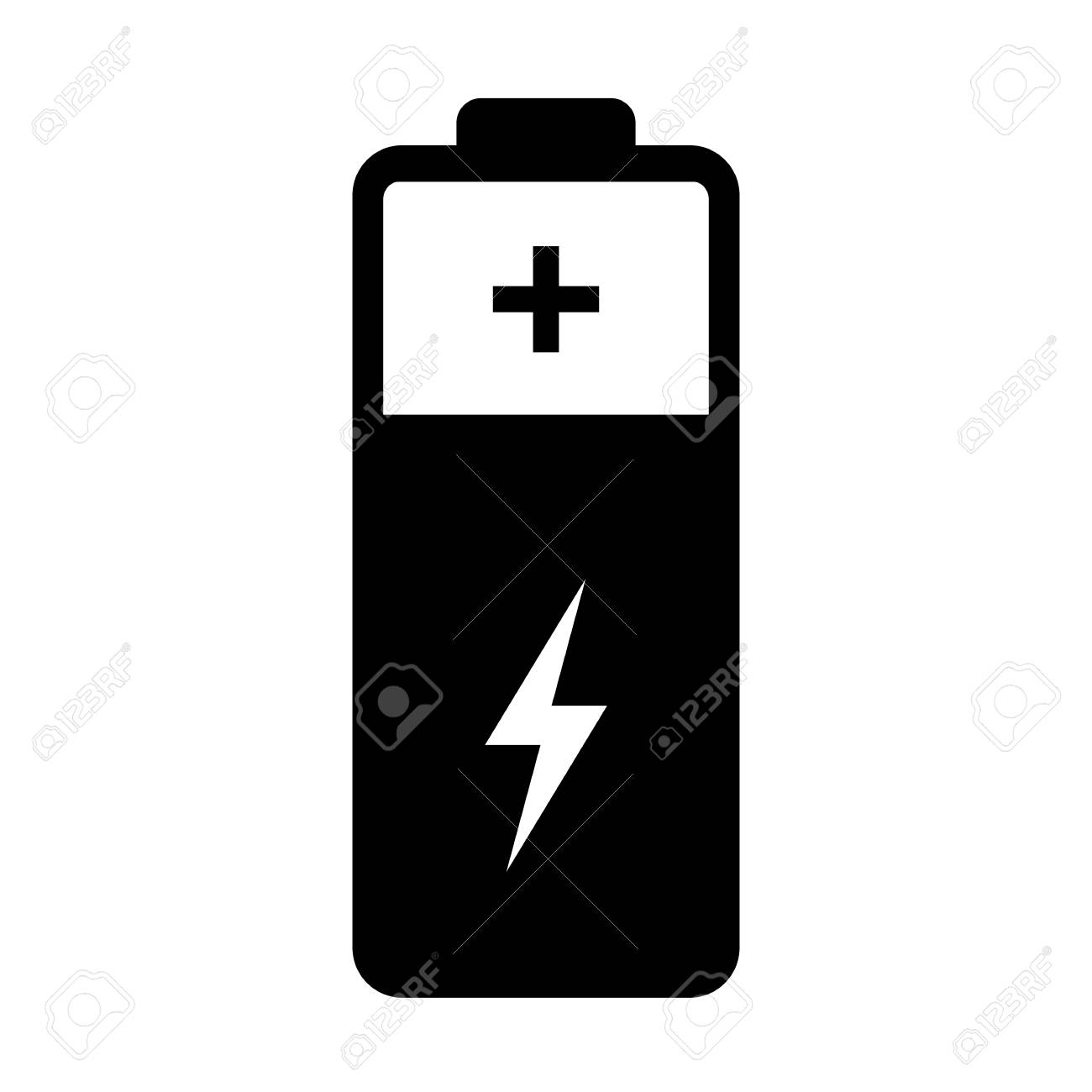 battery vector pictogram royalty free cliparts vectors and stock illustration image 117832124 battery vector pictogram