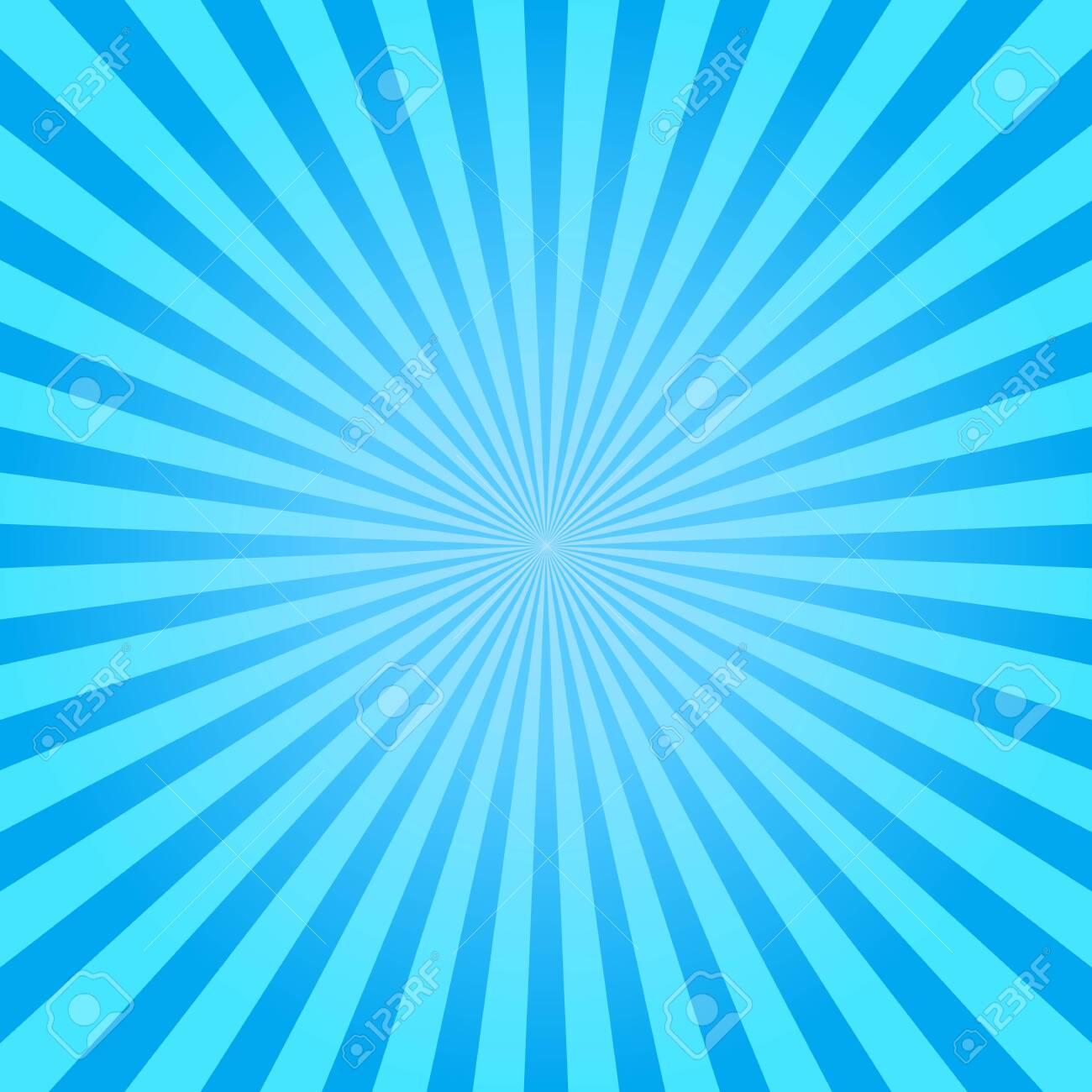 Blue striped background vector illustration - 150297882