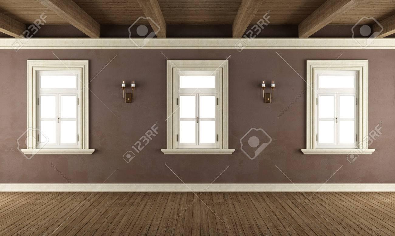 Amüsant Welche Fassadenfarbe Passt Zu Braunen Fenstern Beste Wahl Trendy Awesome Perfect Alter Raum Mit Drei