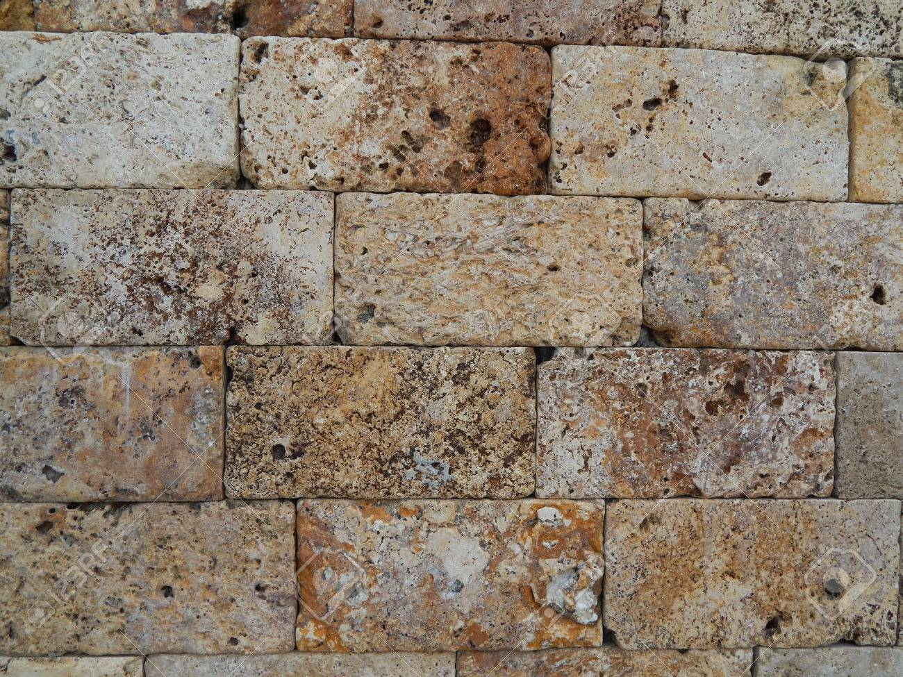 Texturas De Piedra Natural Para La Construccion Y Papel Tapiz