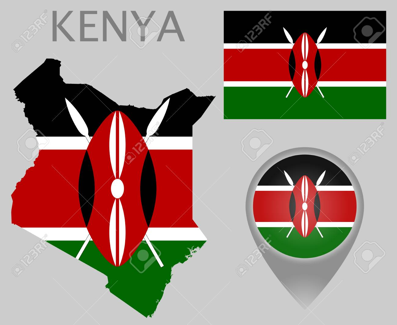 Colorful flag, map pointer and map of Kenya in the colors of.. on kenya police map, kenya road map, kenya citizen-news, kenya on map, uganda map, kenya men, kenya ladies, kenya native animals, kenya media gossip, kenya map map, kenya ethnic groups map, kenya people maasai, kenya globe map, ghana map, kenya heart map, kenya country map,