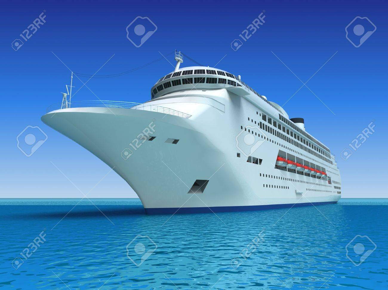 Luxury Yacht - 7324877