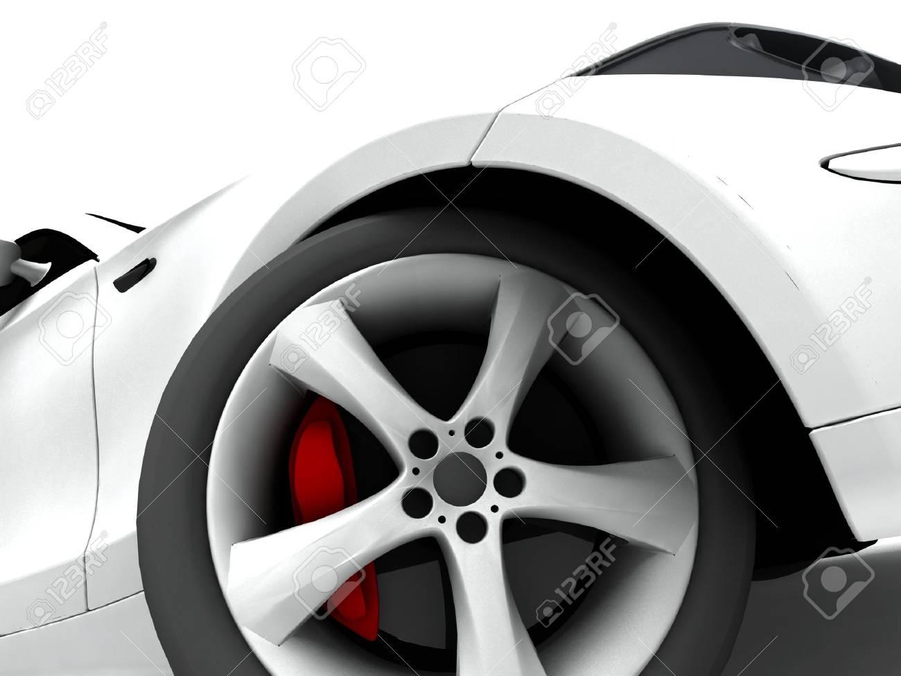 Sport car Stock Photo - 7324694