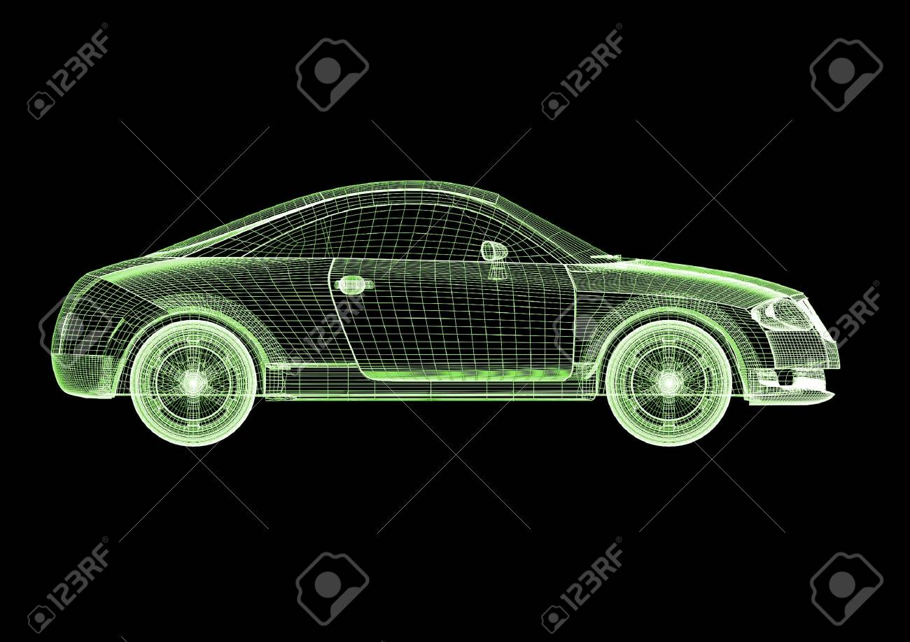 Car model Stock Photo - 7345782