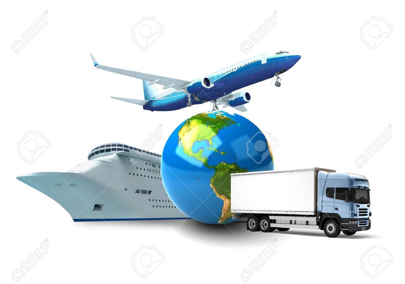 Transportation Stock Photo - 7345695