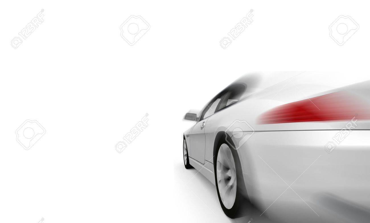 Sport car Stock Photo - 8926381