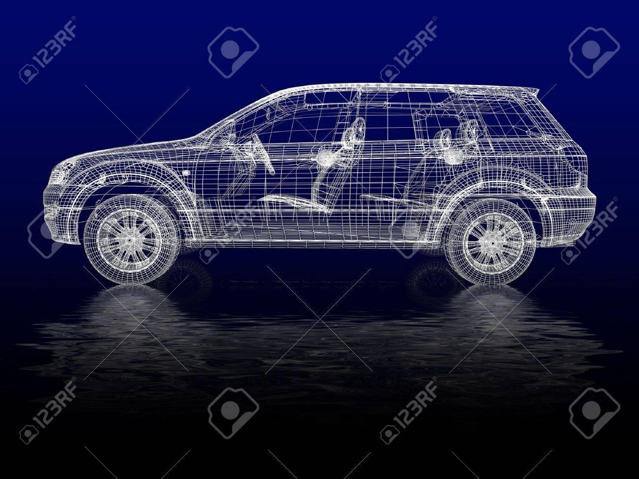 Car model Stock Photo - 11326130