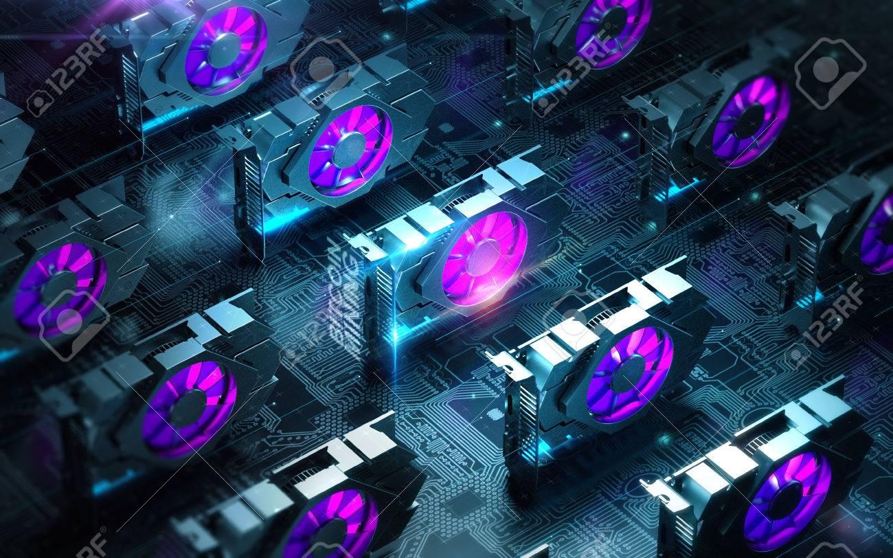 Kết quả hình ảnh cho ảnh mining blockchain