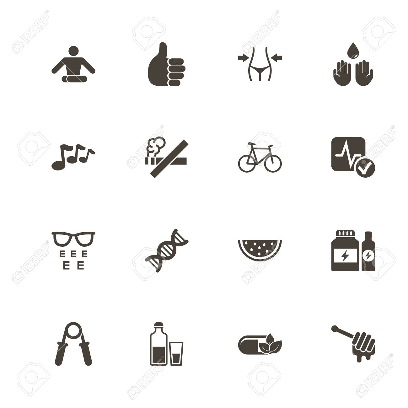 Perfect black pictograph on white background flat simple vector icon stock