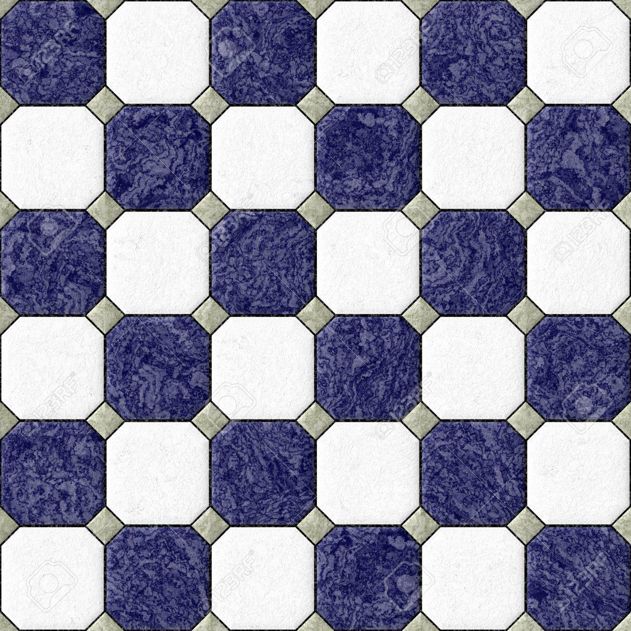 Marble square floor tiles with gray rhombs and black gap seamless marble square floor tiles with gray rhombs and black gap seamless pattern texture background navy dailygadgetfo Images