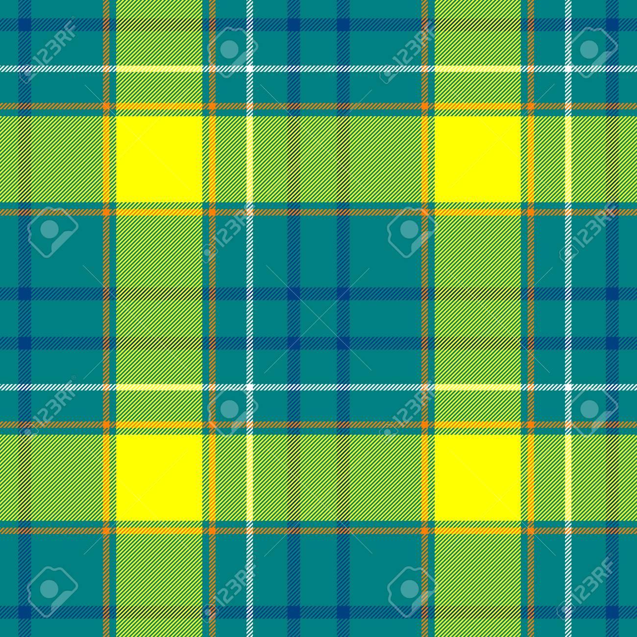 5f8feb3180 checked diamond tartan plaid scotch kilt fabric seamless pattern texture  background - teal, blue green