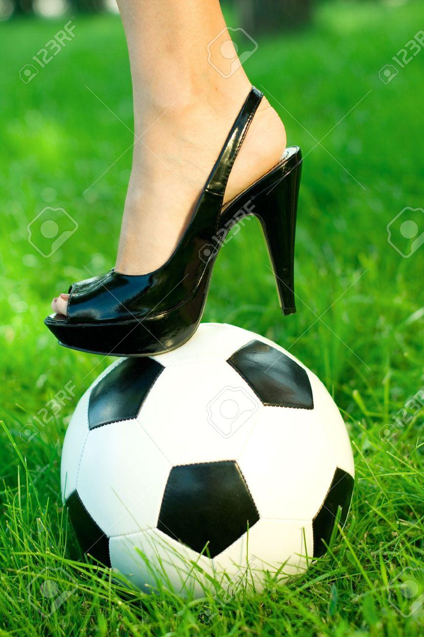 Scarpe Da Calcio Con Tacchi