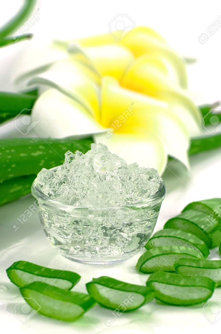 Aloe vera verwenden