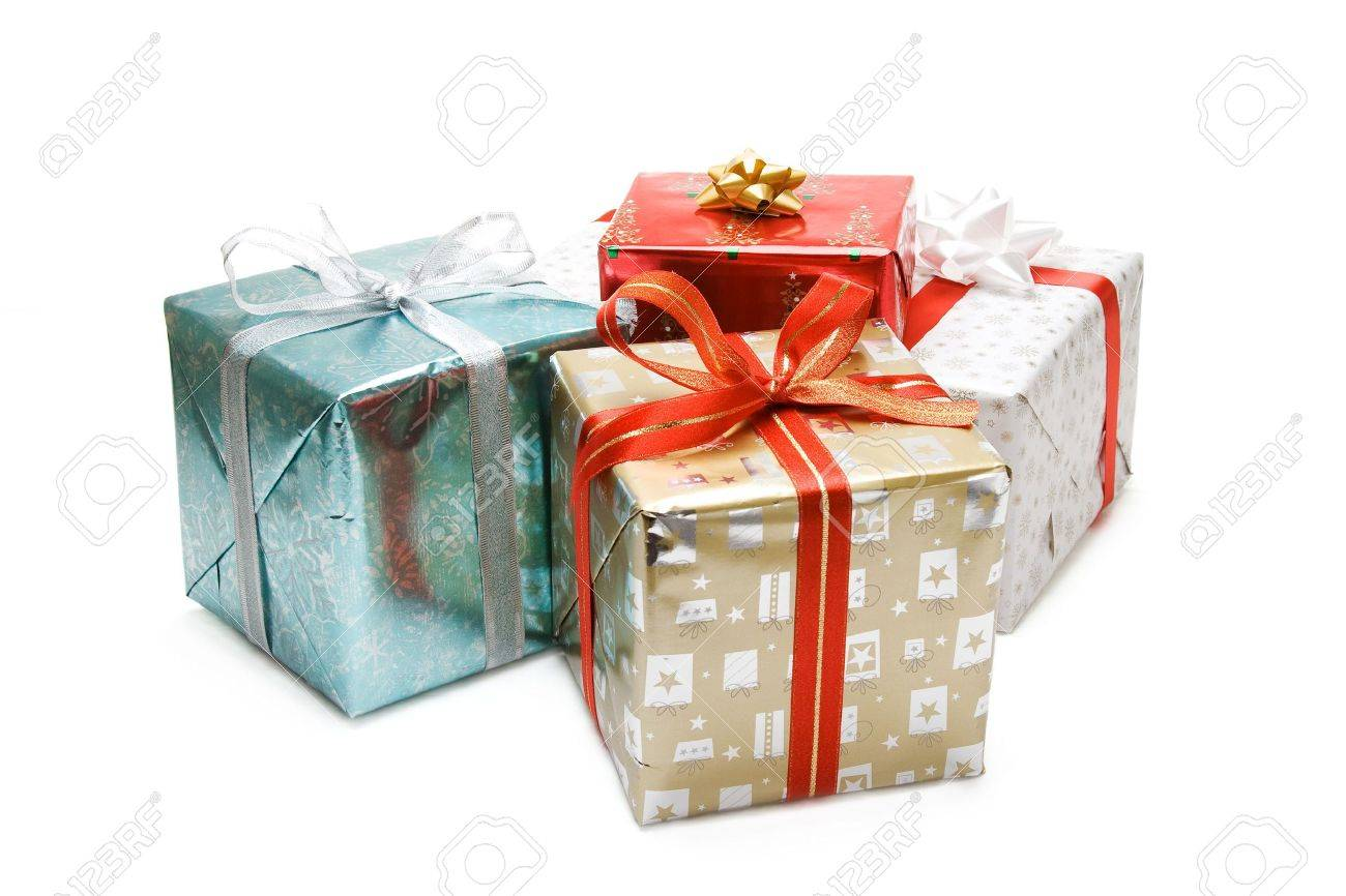 A shot of various christmas gift packages stock photo picture and a shot of various christmas gift packages stock photo 1769962 negle Images