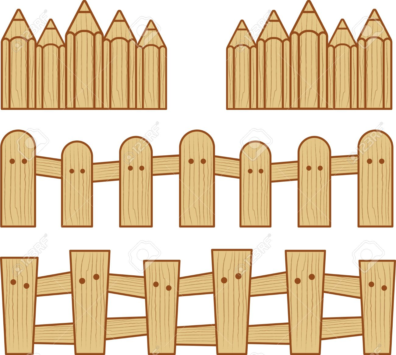 Farm Fence Clipart 7,983 border fence cliparts, stock vector and royalty free border