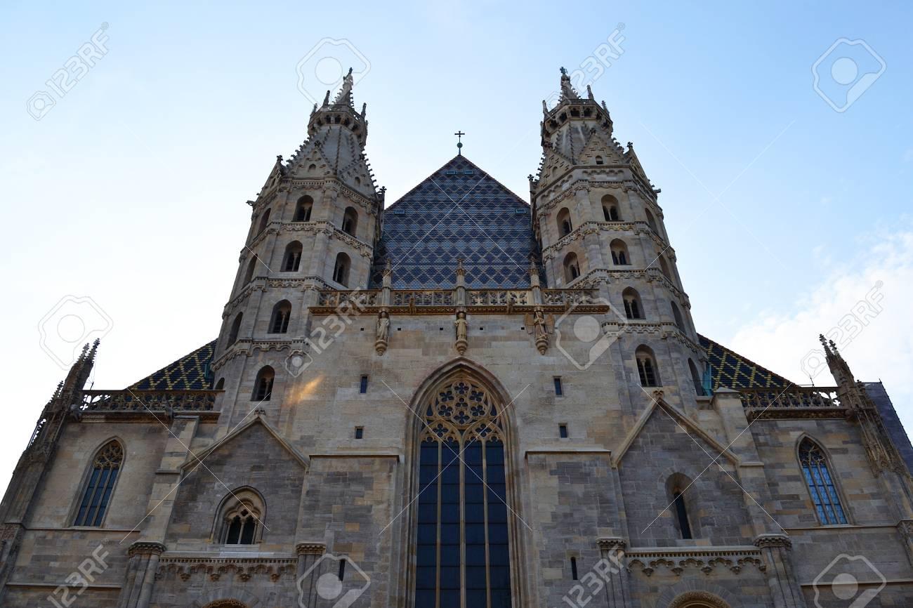 Stephans cathedral Vienna, Austria Stock Photo - 15496379