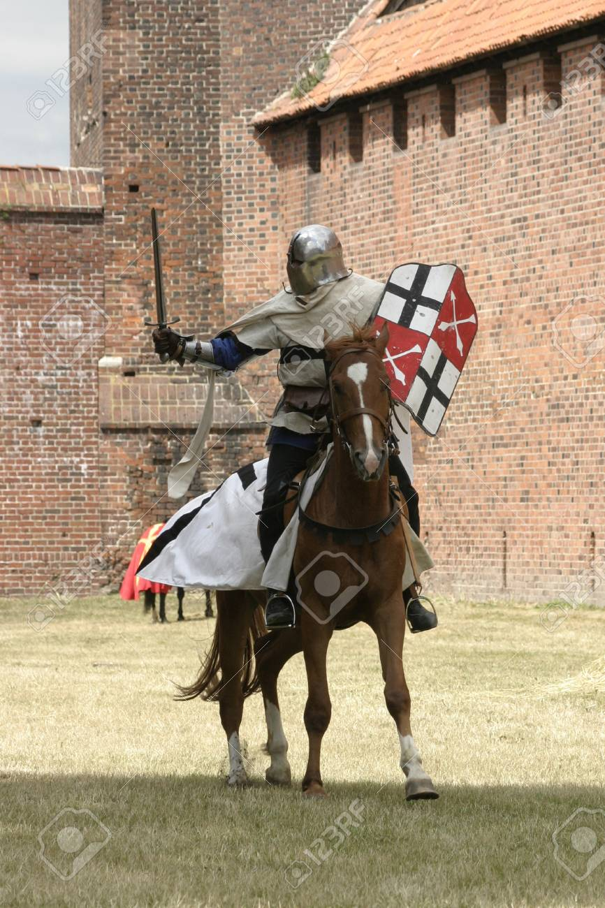 Image result for knight on horse
