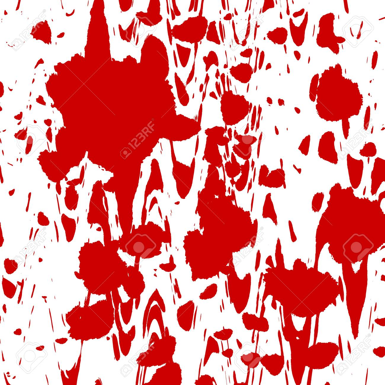 Blood splatter Stock Photo - 2792509