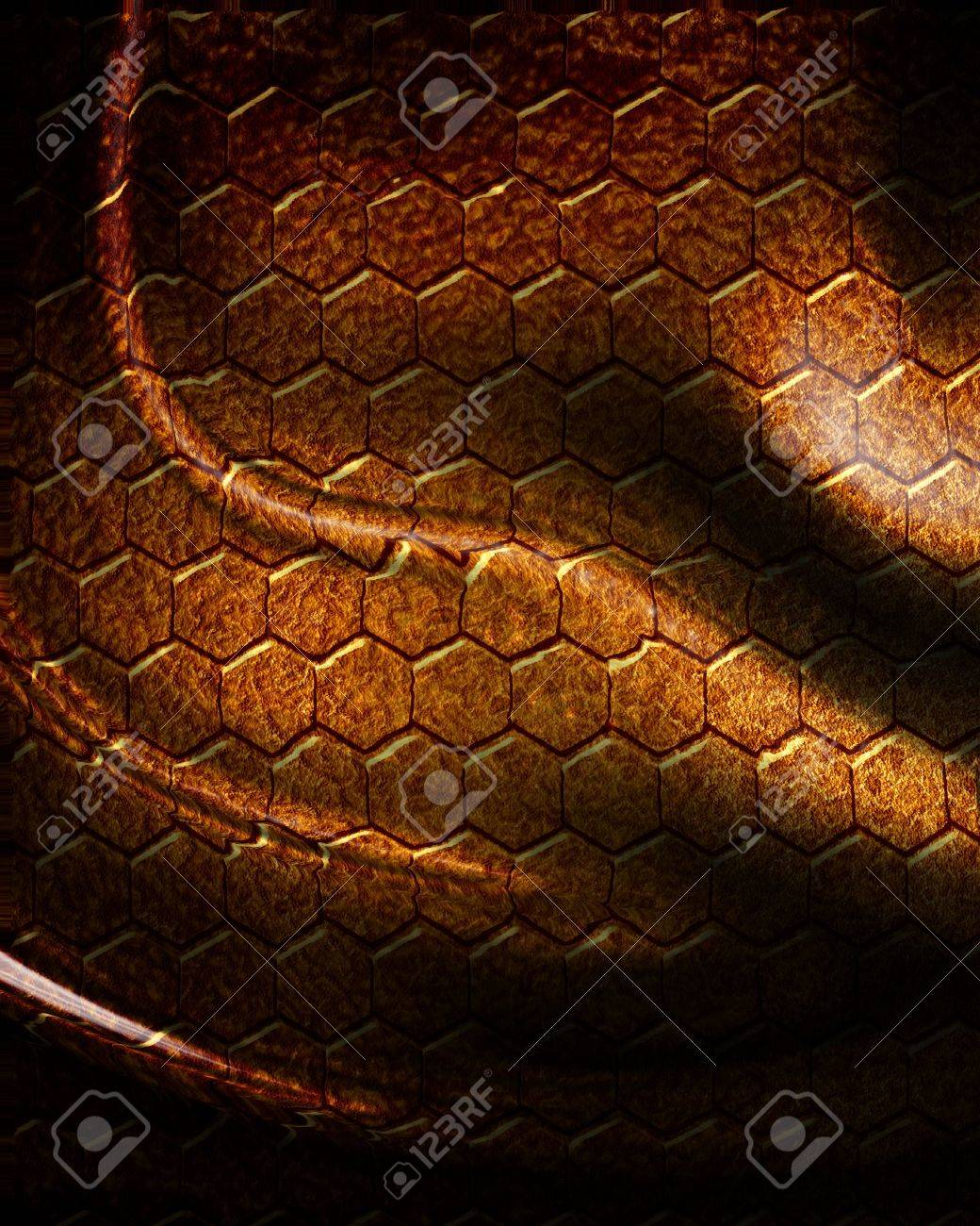 dinosaur skin texture with some spots on it Stock Photo - 3207349