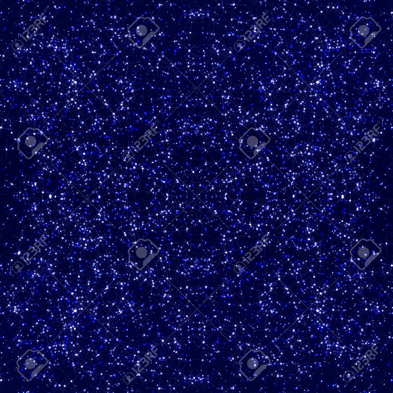 Night sky filled with stars on a dark blue background stock photo night sky filled with stars on a dark blue background stock photo 4386094 thecheapjerseys Gallery