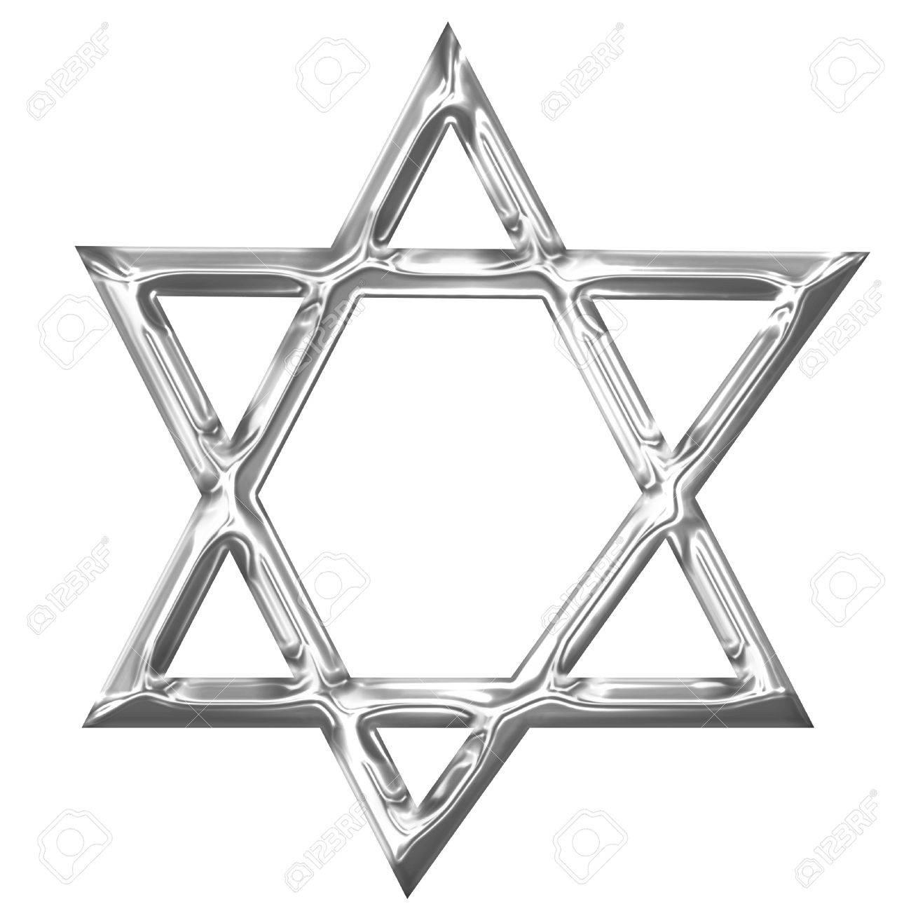 Christian Symbol And Jewish Symbol